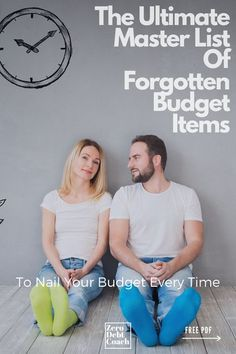 While forgotten budget items may vary from budget to budget, there are some common ones overlooked by almost everyone. And once you've decided to get your finances organized and get on a budget you're going to forget stuff. This list will enumerate the most overlooked and help you stay on track.