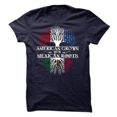 Proud Mexican Roots!!! - #graduation gift #gift for mom. MORE INFO => https://www.sunfrog.com/LifeStyle/Proud-Mexican-Roots.html?68278