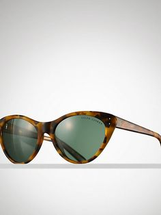 de69d4f7fd Super Cat Eye Sunglasses - Sunglasses Women - RalphLauren.com
