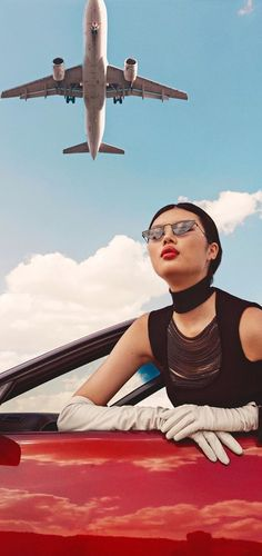 Model Kayako Higuchi suits up for a fast ride, styled by Caterina Ospina Buitrago in sexy looks lensed by Ana Abril in the January 2020 issue of Harper's Bazaar Arabia Car Editorial, Editorial Fashion, Beauty Editorial, Fashion Photography Inspiration, Photoshoot Inspiration, Photoshoot Ideas, Harpers Bazaar, Casual Street Style, Fashion Editorials