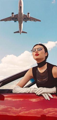 Car Editorial, Editorial Photography, Editorial Fashion, Portrait Photography, Fashion Photography, Harpers Bazaar, Aesthetic Vintage, Volvo, Photoshoot