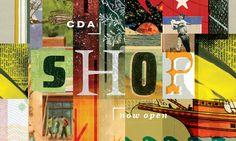 CDA Online Store   Open 24/7 // www.chendesign.com/shop