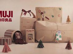 MUJI Gift Wrapping Tutorial