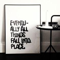 Eventually...