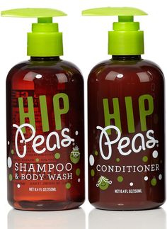 You can never have enough baby bath products! These would be great to add to a shower gift: Hip Peas #BeautifulBabyShower
