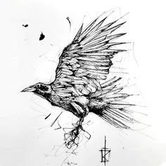35 Mind-Blowing Sketch Style Tattoo Designs