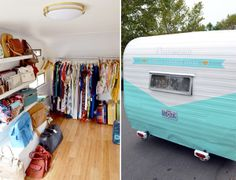 Parsimonia {Secondhand With Style}: Style Spots: Holly's Debut! trailer boutique