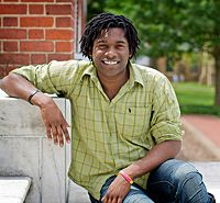 My son!!!!  Class of 2012: First-Generation College Student Marcus Hall Embraces Study Abroad  www.virginia.edu  May 10, 2012 — Marcus Hall has taken advantage of virtually every opportunity he has come across since arriving at the University of Virginia in the summer of 2008, and his relentless pursuit enabled him to study abroad for two semesters in two different hemispheres.