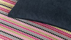 MODERN CONCEPT #rombo #rombos #color #colores #saum #ontariofabrics