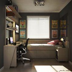 60 Desain Interior Kamar Tidur Ukuran 2×3 Meter Minimalis | Renovasi-Rumah.net