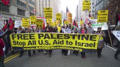 National Rally and March to Support Palestine and Protest AIPAC - March ...