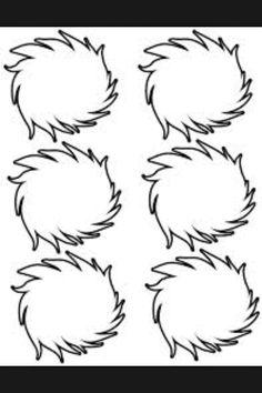 Truffula templates