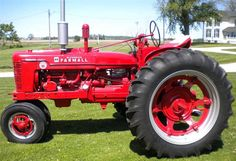 Farmall Tractors For Sale, Antique Tractors For Sale, Big Tractors, Agriculture Tractor, Farming, Farmall Super A, Case Ih, International Harvester, Old Trucks