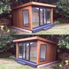 4m x 3m Expression garden room