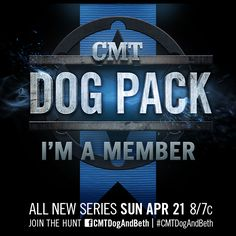 On the Hunt premieres on Sunday, April 21 at 8/7c on CMT. Join the Dog Pack on Facebook and get weekly extras like this!