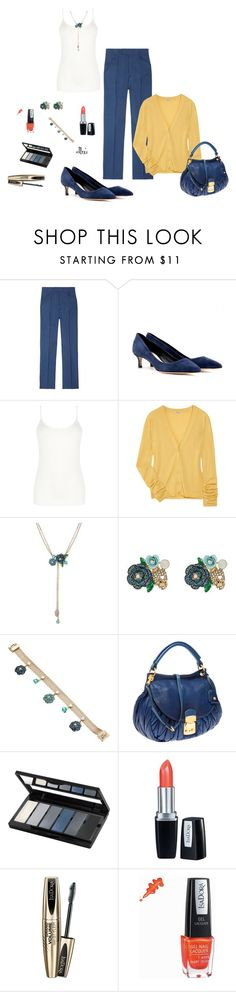 """""""Black"""" by dmiddleton ❤ liked on Polyvore featuring Miu Miu, Oasis, Betsey Johnson, Isadora, women's clothing, women, female, woman, misses and juniors"""