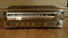 Vintage Onkyo Servo Locked TX-1500 MKII Stereo Receiver - Tested- EC!! - http://electronics.goshoppins.com/vintage-electronics/vintage-onkyo-servo-locked-tx-1500-mkii-stereo-receiver-tested-ec/