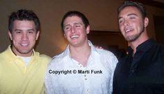 The sons of wrestling greatness: Richie Steamboat Jr., RIP Reid Flair, & Wahoo McDaniel Jr.