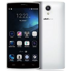 "Ulefone Be Pro 2 - 4G Smartphone (5.5 ""HD IPS, Android 5.1, 2G RAM + 16G ROM, 13MP Dual Cámaras, MTK6735, 64 bits Quad Core, Multi-Idioma)"