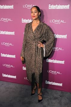 Tracee Ellis Ross, Black-ish - EW's Emmys 2017 Pre-Party