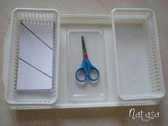 Paper Cutting Tray