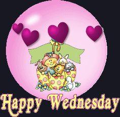 Happy Wednesday - cute!