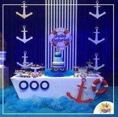 Картинки по запросу decoracion nautica para fiestas