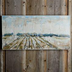 Sarah Robertson Art - Field {Bella Vita | Collierville, TN}