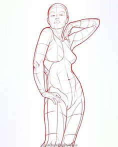 Female - Standing Artists: Feel free to use our poses to create your own art, wi. Female Standing Artists: Feel free to use our poses to create your own art wi Body Reference Drawing, Art Reference Poses, Female Pose Reference, Anatomy Drawing, Anatomy Art, How To Draw Anatomy, Girl Anatomy, Drawing Base, Human Face Drawing
