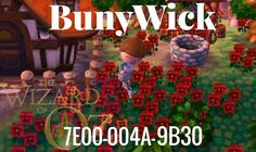 #wicked #oz #thesonderfulwizzardofoz #acnl #acnlwa #animalcrossing #dreamcode the yellow brick road #qrcode #path #pattern magical city