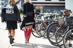 Le 21ème / Before Ganni   Copenhagen  // #Fashion, #FashionBlog, #FashionBlogger, #Ootd, #OutfitOfTheDay, #StreetStyle, #Style