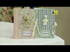 Sabor de Vida Artesanatos | Porta Documentos para Bebê por Ana Cristina ...
