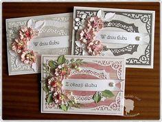 Karteczki ślubne i krótki kursik