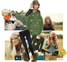 """""""That Something special - Taylor Swift"""" by fashiondivaob ❤ liked on Polyvore"""