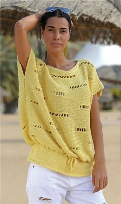 jersey de verano con rayas delicadas. Discusión sobre LiveInternet - Servicio de Rusia diarios online