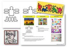 Autour de Keith Haring !