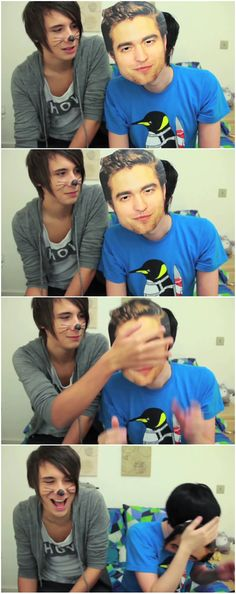 My favorite moment from Phil is not on fire 3 :)) danisnotonfire and Amazing Phil