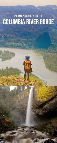 21 Amazing Hikes in the Gorge - Best hikes Near Portland Oregon // localadventurer.com