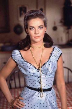 The beautiful Natalie Wood, great actress