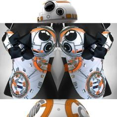 BB8 Star Wars Bra: rave attire geek by RichMahoganyLife on Etsy