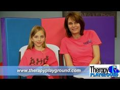 """Kelly and Sadie discuss the """"Eureka Approach"""" to handling the """"R sound"""" in speech therapy.  The Eureka Approach is a way to teach a child to anchor their tongue on their top molars so they have a place to stabilize their tongue during the production of """"R"""".    Sadie will demonstrate how we warm up in therapy by biting on the sides of her tongue so..."""