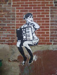 DC Street art found on a walk around U