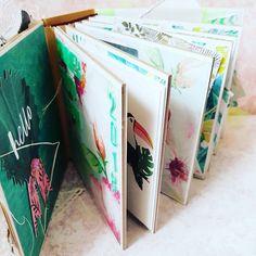 paperlover, thompsonscraftsupplies, and kasiabigaj during July 2018 Mini Albums, Craft Supplies, Blog, Crafts, Manualidades, Blogging, Handmade Crafts, Craft, Arts And Crafts