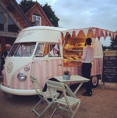 Pollys parlour wedding ice cream van hire! Wedding