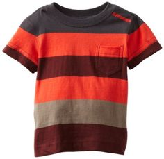Amazon.com: Quiksilver Baby-boys Infant Mobley Crew, Orange/Red, 12 Months: Clothing