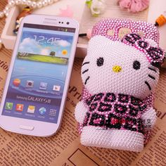 cute-3D-hello-kitty-pink-bling-phone-accessories-for-Samsung-galaxy-S3-leopard-hello-kitty-diamond