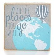 Oh The Places You\'ll Go