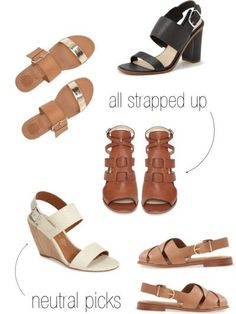 summer style sandals that make outfit ideas a cinch