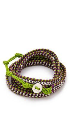 Chan Luu Chain Wrap Bracelet | SHOPBOP