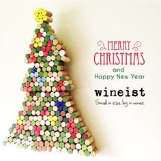 Happy & Merry Celebrations to all! #wineist